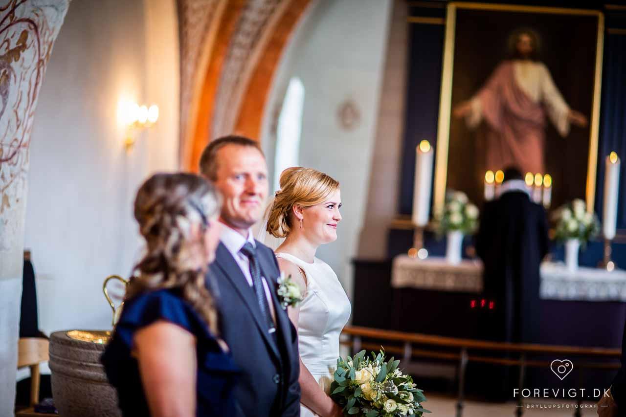 Heldags fotografering af dit bryllup af fotograf