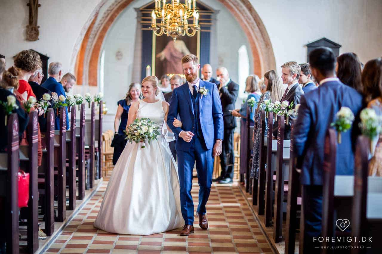 Bryllup i Odense ~ Restaurant Under Lindetræet