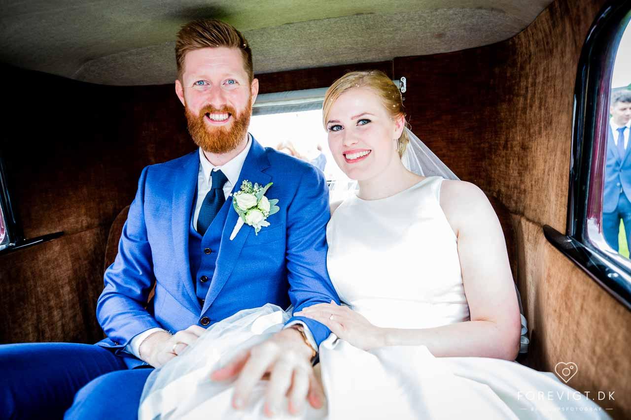 Professionel bryllupsfotograf i Odense eller fyn