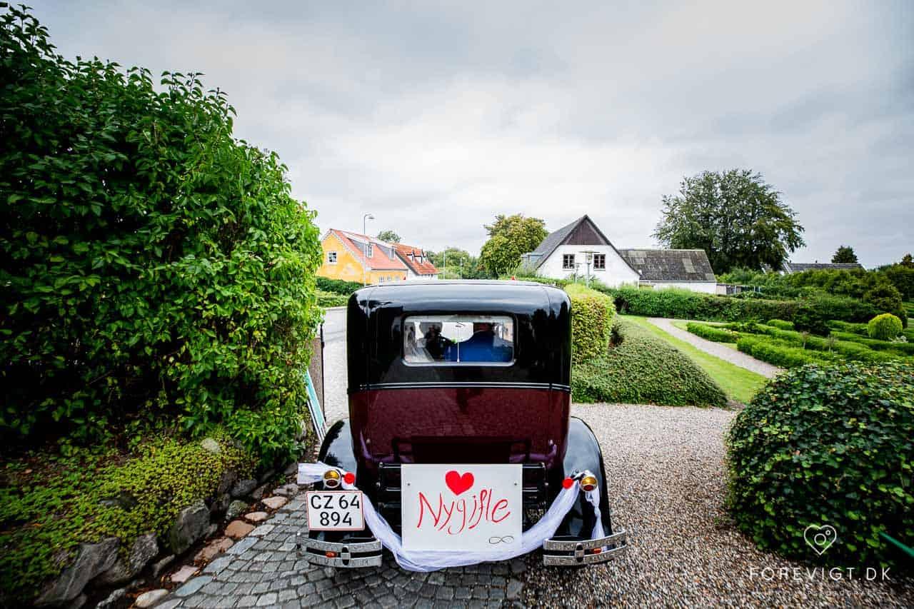 Bryllup på Fyn - Fortryllende bryllupslokaler på Holckenhavn