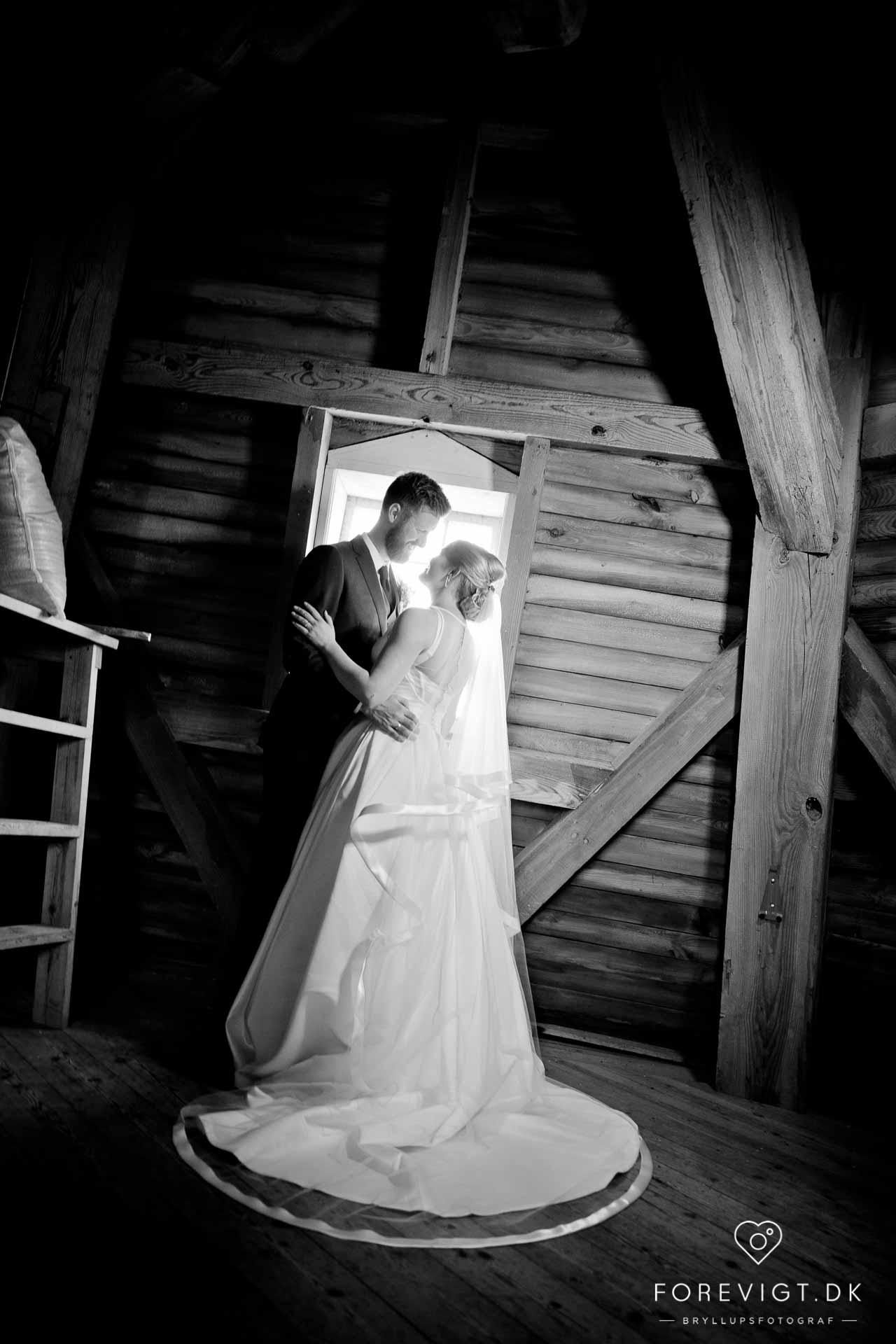 udendørs bryllup fyn
