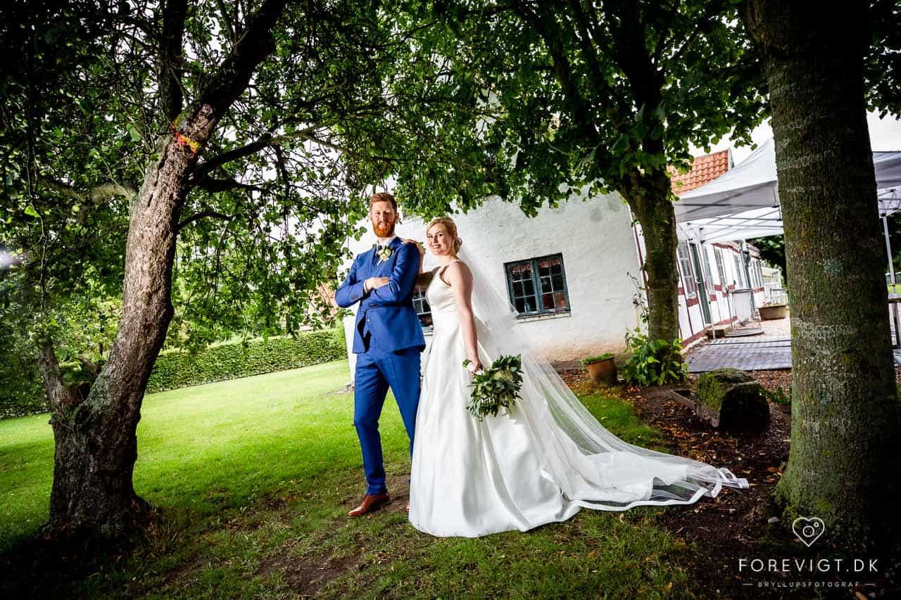 Bryllup på Ditlevsdal
