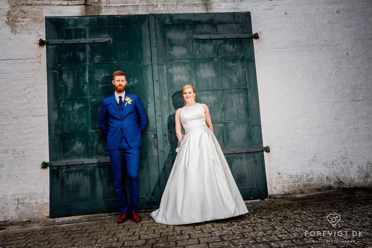 Bryllup Odense - Restaurant Næsbyhoved Skov