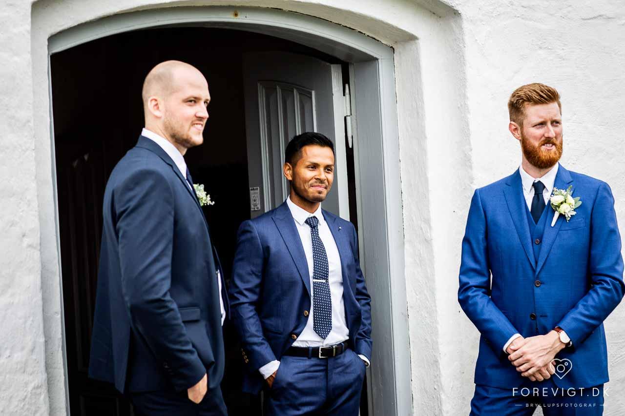 Bryllup i Odense ZOOs lokaler