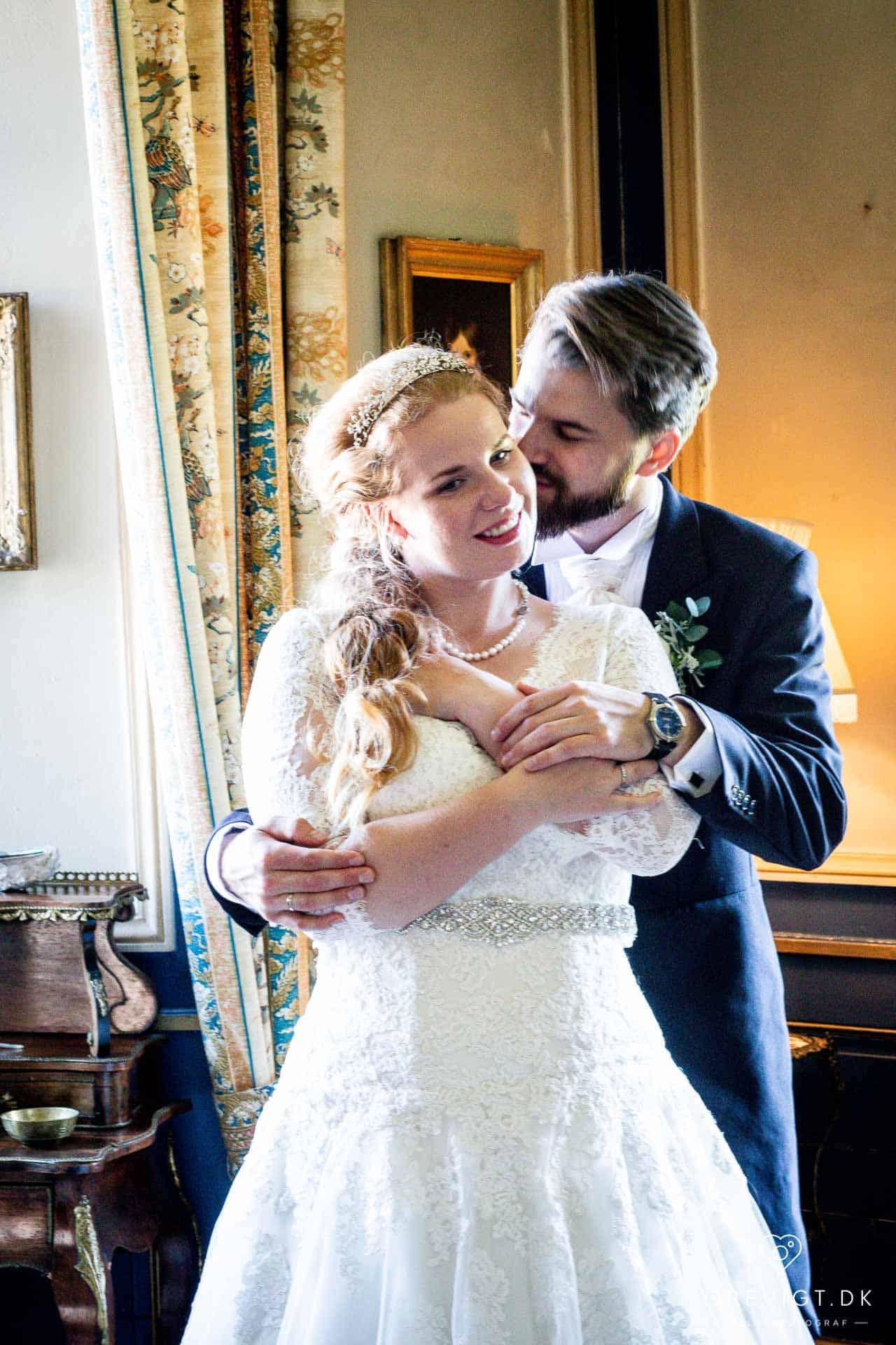 Planlægning af bryllupsbilleder