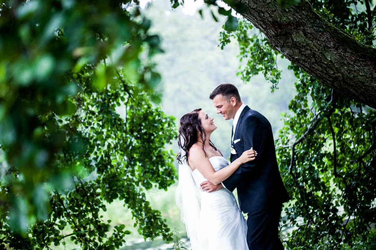 Jeg er bryllupsfotograf Frederikshavn