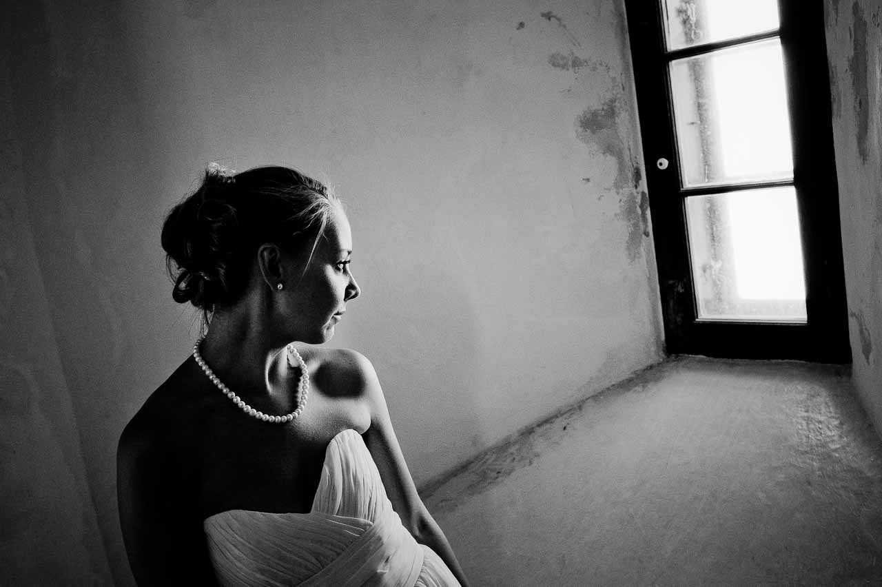 1 uge inden brylluppet