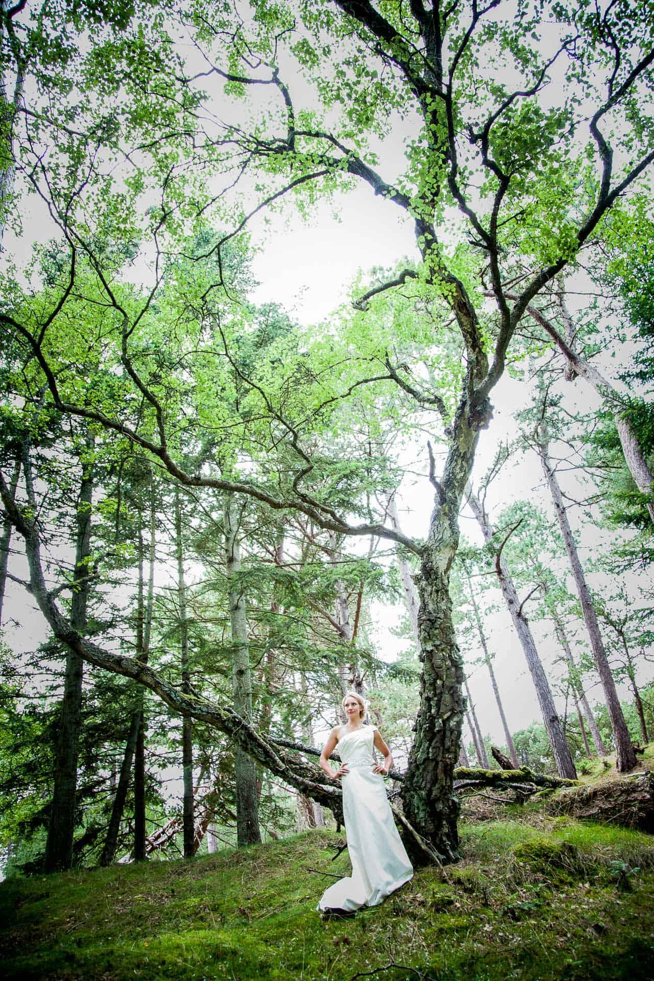 Bryllup: Små detaljer