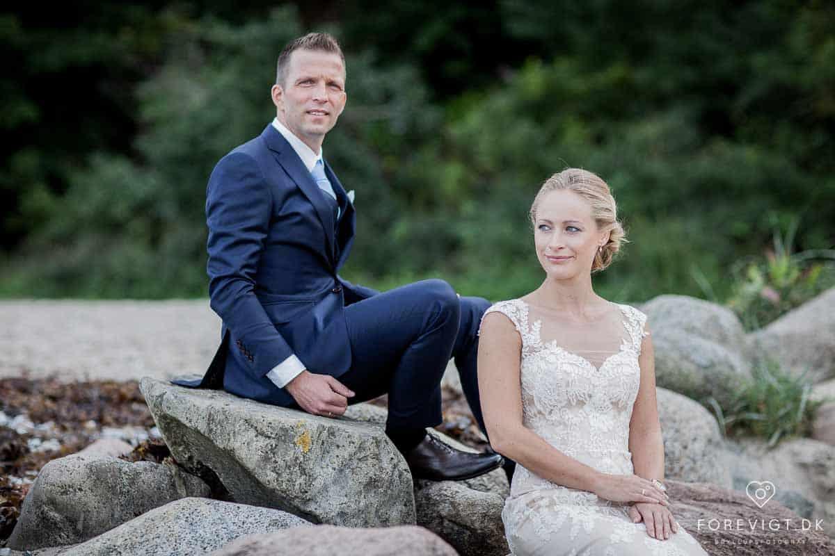 Den bedste bryllupsfotograf til de flotteste bryllupsbilleder på Sjælland