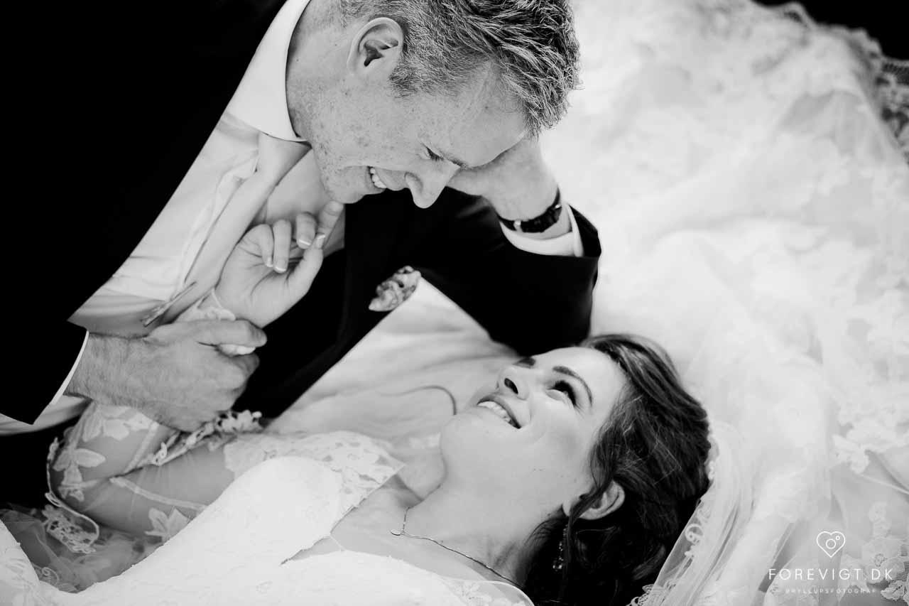 Frederiksberg Have bryllup