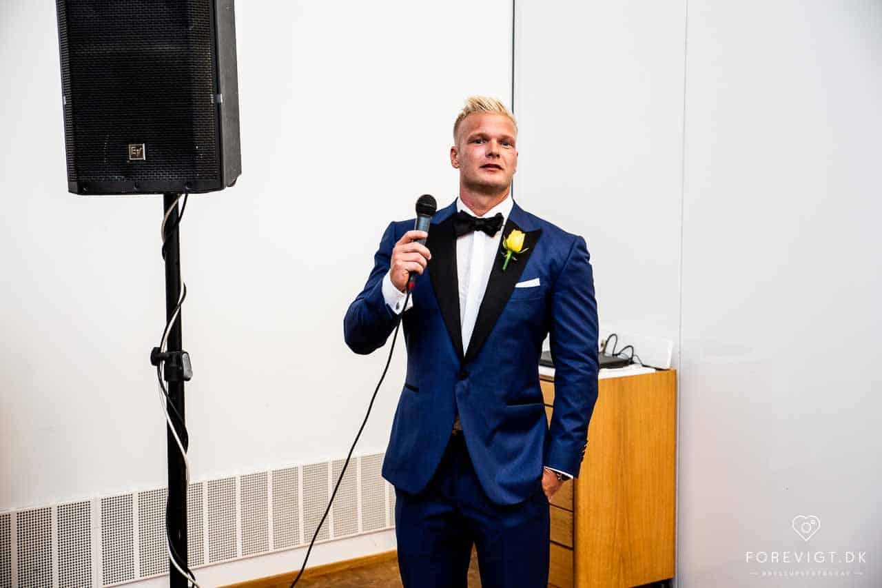 Fotograf bryllup Nordsjælland