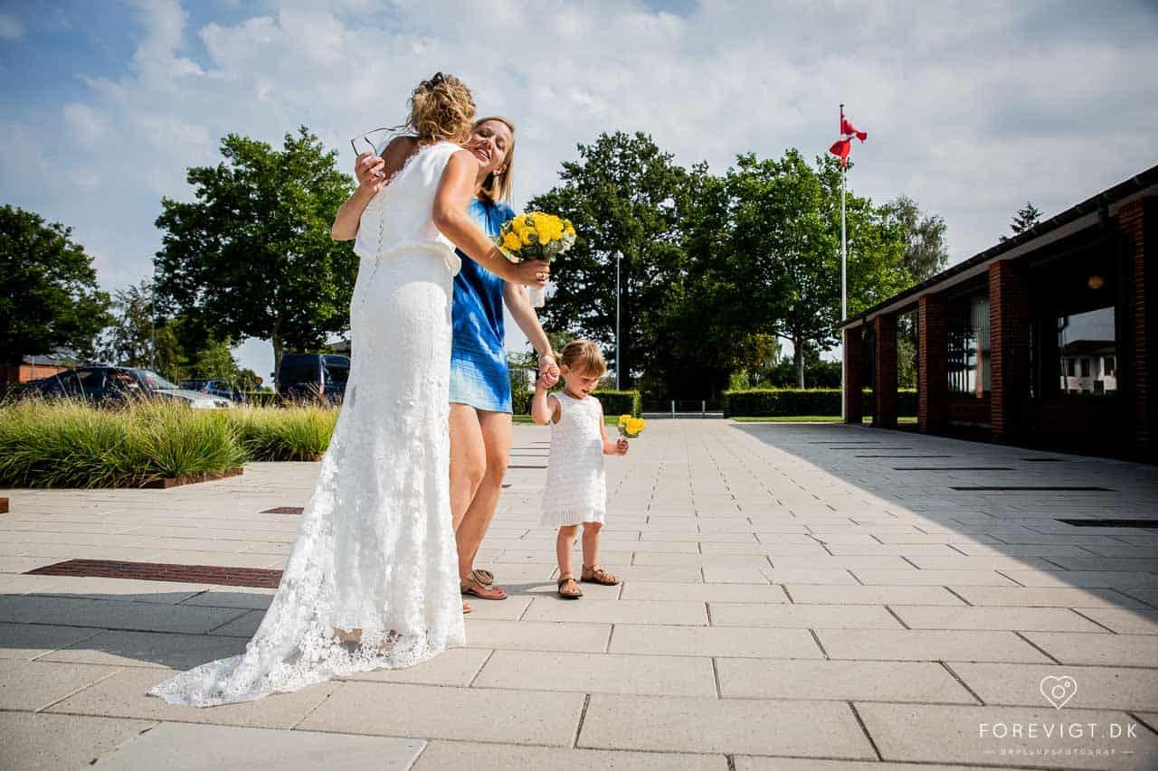 Bryllupsbehandlinger hos Lykke & velvære i Helsingør Nordsjælland