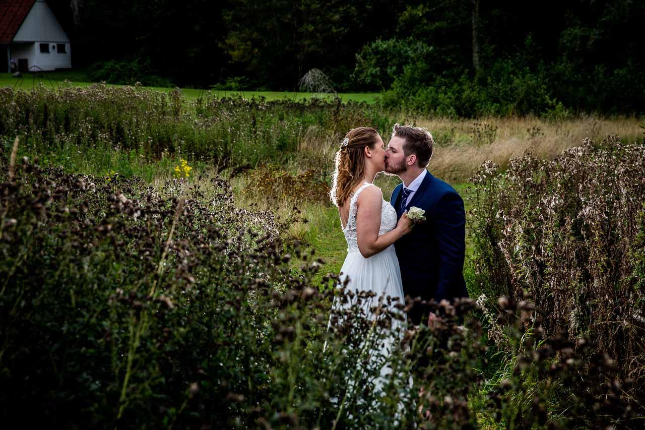 Bryllupsfotograf Nibe - med øje for den ekstra detalje