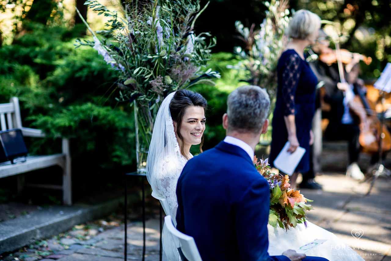 Bryllup på Frederiksberg