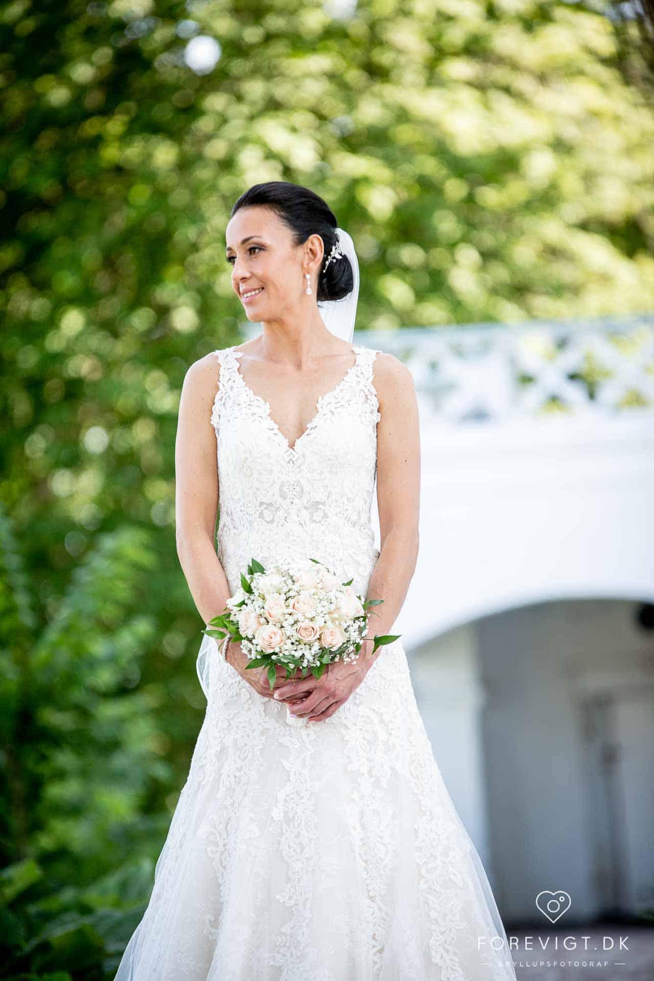 Glem ikke de formelle bryllupsbilleder til dit bryllup