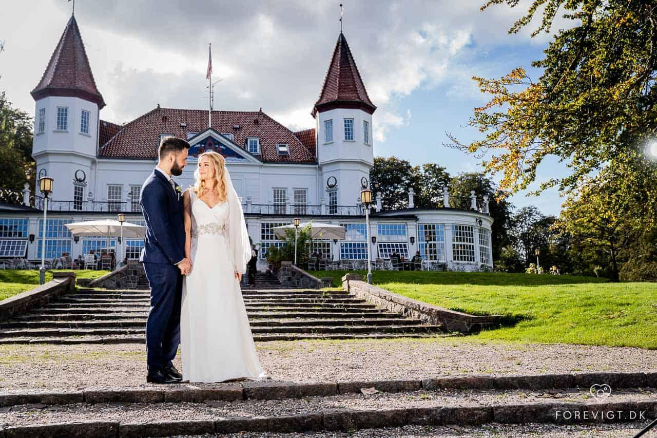 Bryllup i smukke og romantiske omgivelser….. Varna Bryllup