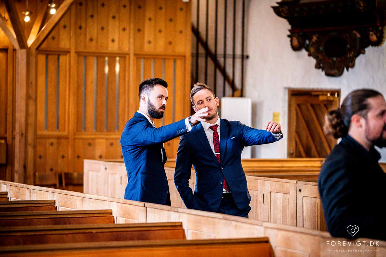 Bryllup i Aarhus | Hold festen i smukke rammer