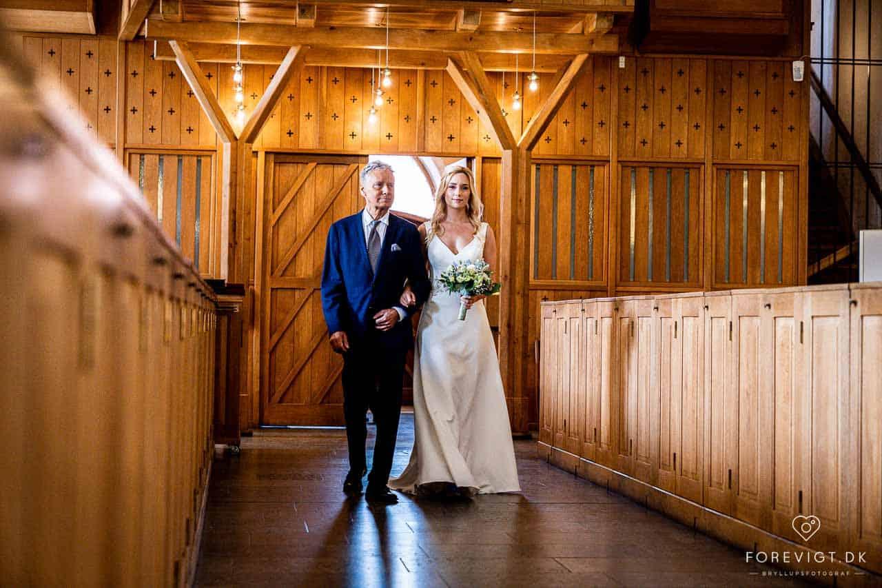 Bryllupslokaler - Århus og omegn?