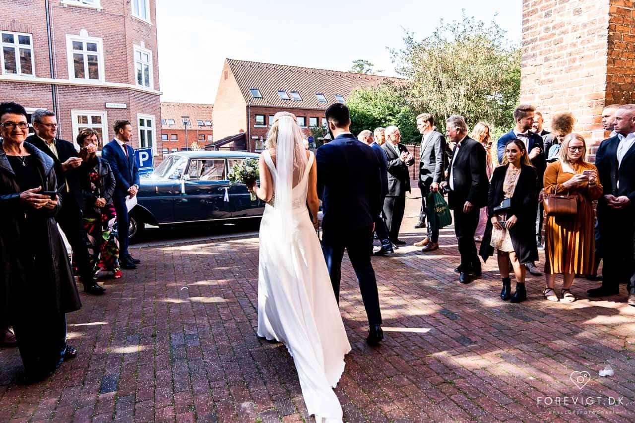 Fotograf Aarhus bryllup - Fotograf bryllup