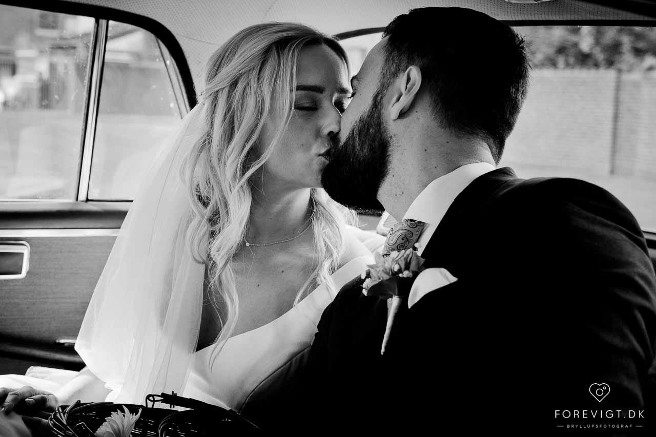Bryllup i Århus: En fest, vi sent vil glemme