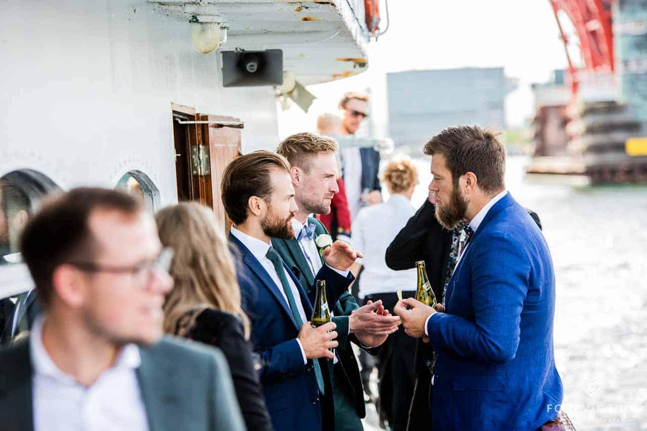 Bryllupsbilleder indendørs i København?