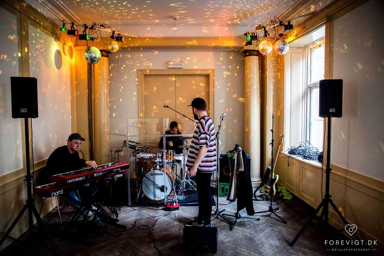 København | Find levende musik til fest
