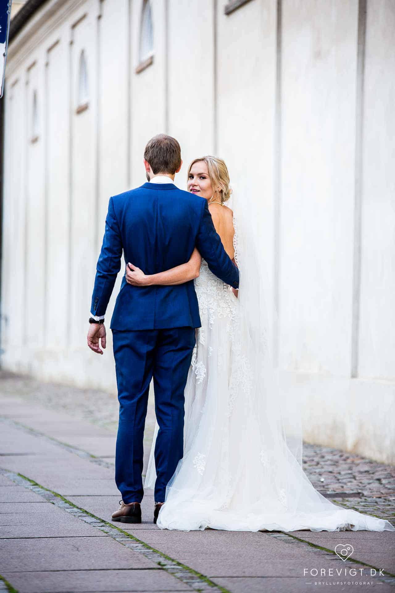 Bryllup i indre KBH