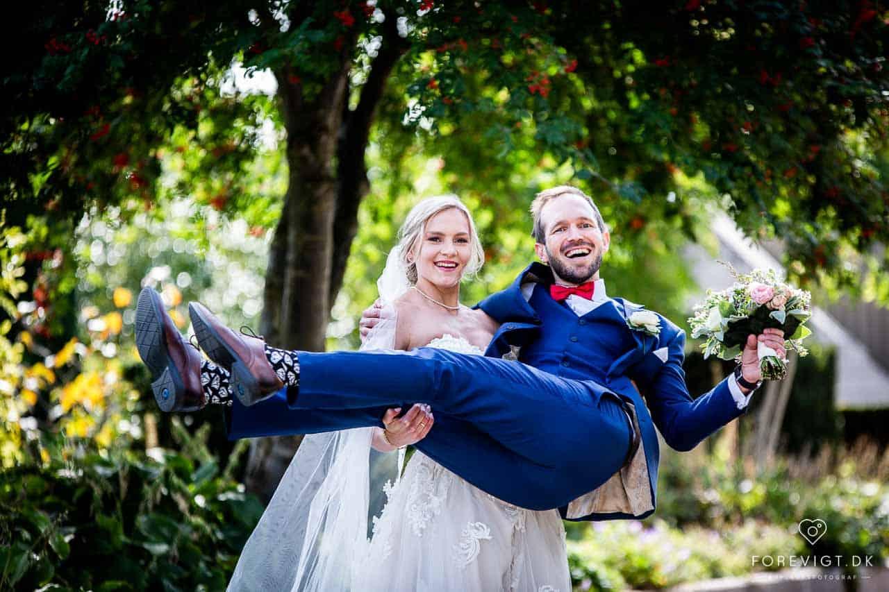 Bryllupsfotograf Lemvig - Bryllup