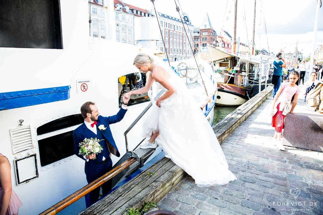 Er i igång med at planlægge jeres drømte bryllup i København og er nu kommet til det store spørgsmål, hvilken bryllupsfotograf