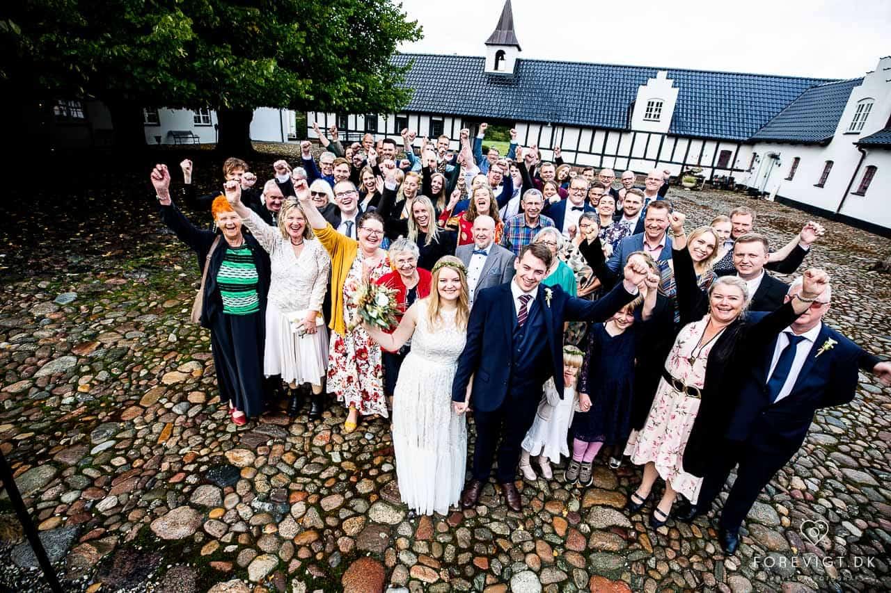 Bryllupsfotograf Herning :: Bryllupsfotografering