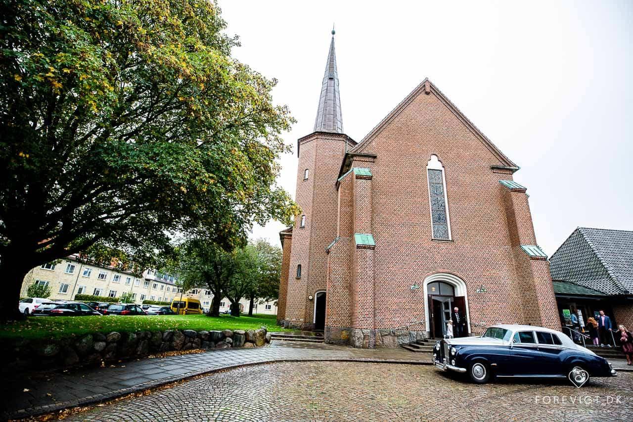 Sct. Johannes Kirke, Fredhøj Allé 2, Herning