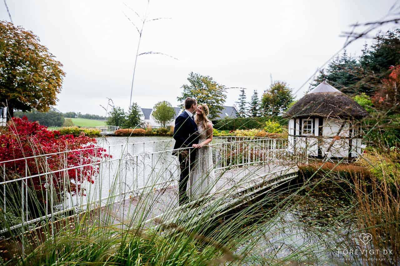 Bryllupslokale til små & store fester ved Billund nær Herning