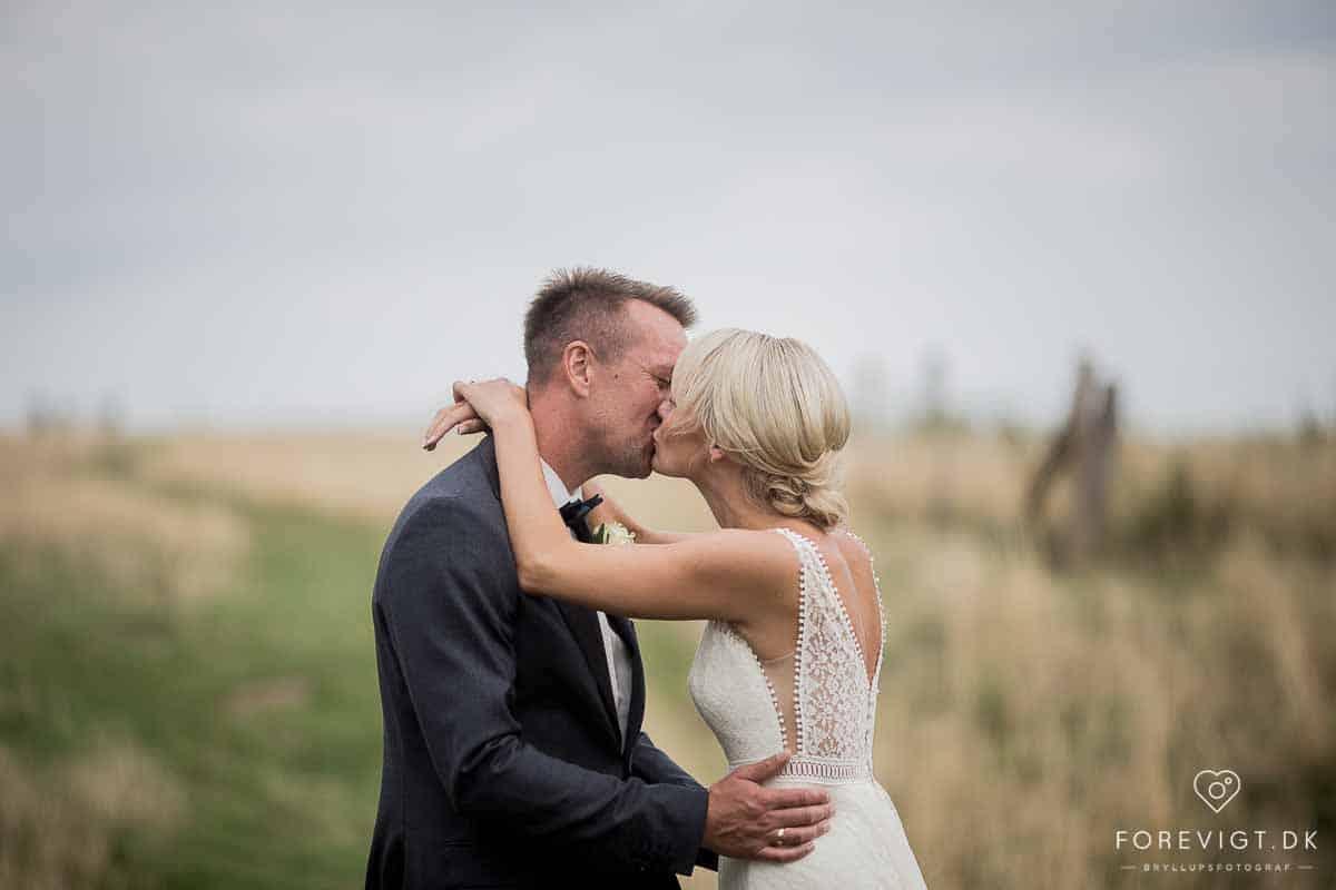 bryllupsfoto i Hadsten