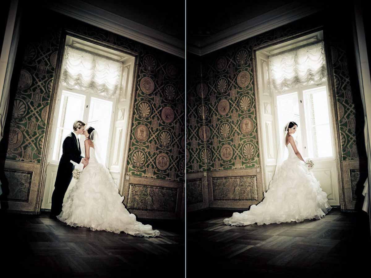 Gentofte - Bryllupsfotograf