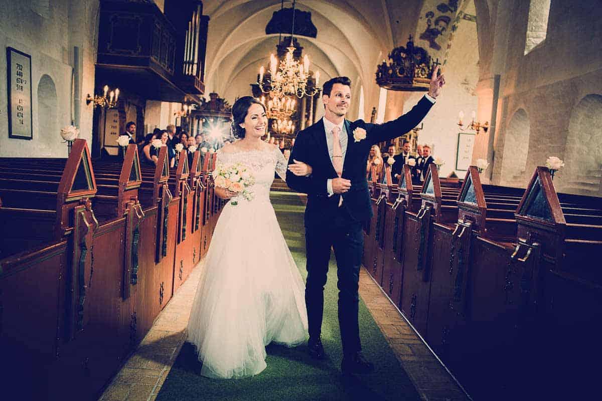 Gode bryllupsfotografer Odense