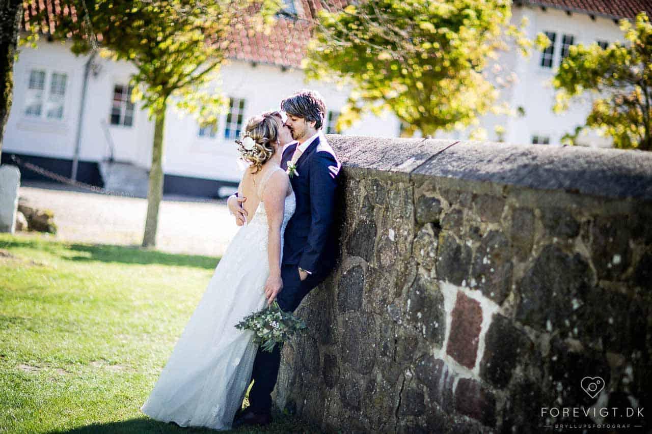 Bryllup i Brønderslev