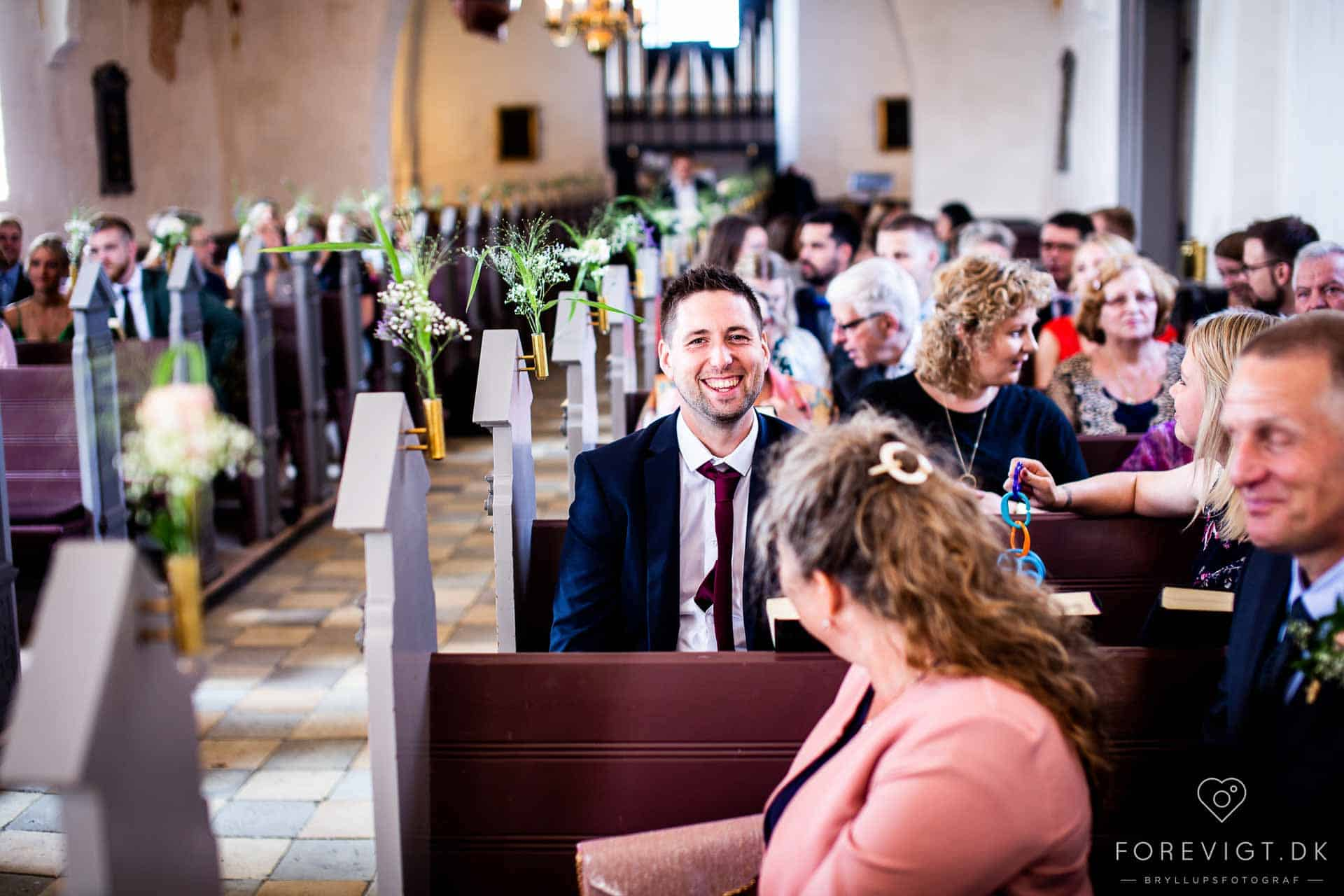 Hold jeres bryllup i naturskønne omgivelser på Fyn