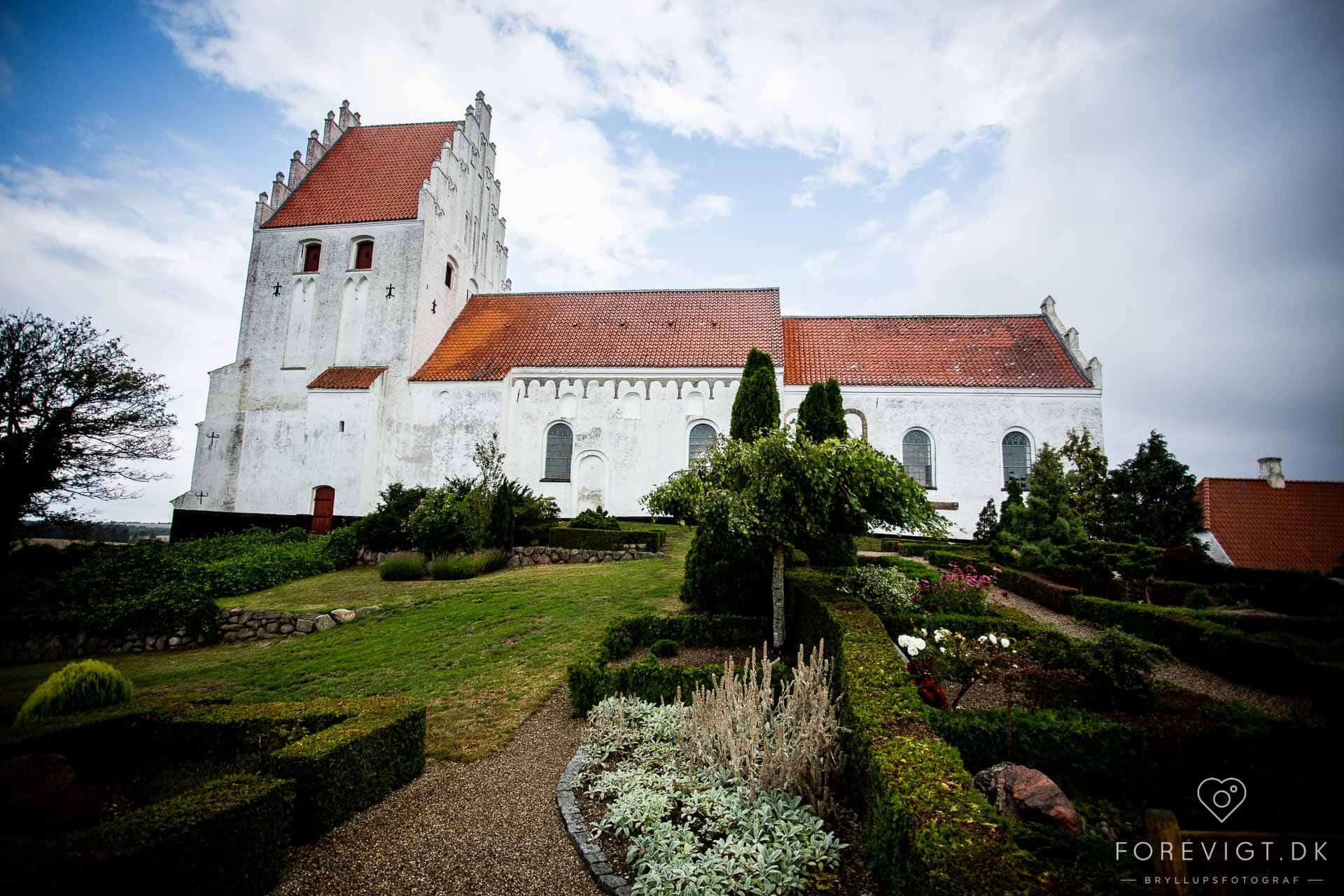 Kærum Kirke vielse