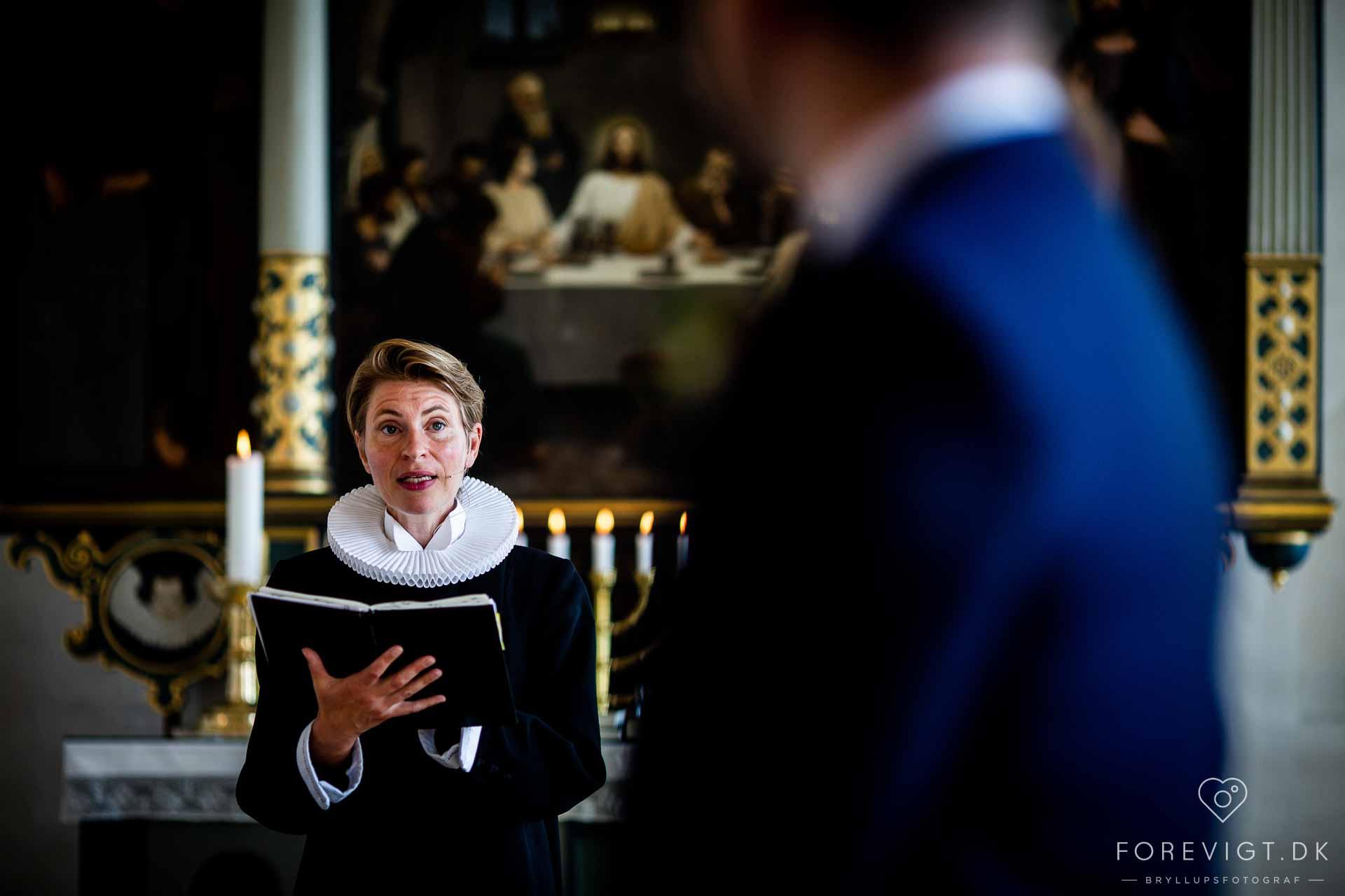 Kirker på Fyn til bryllup - Bryllupsfotograf