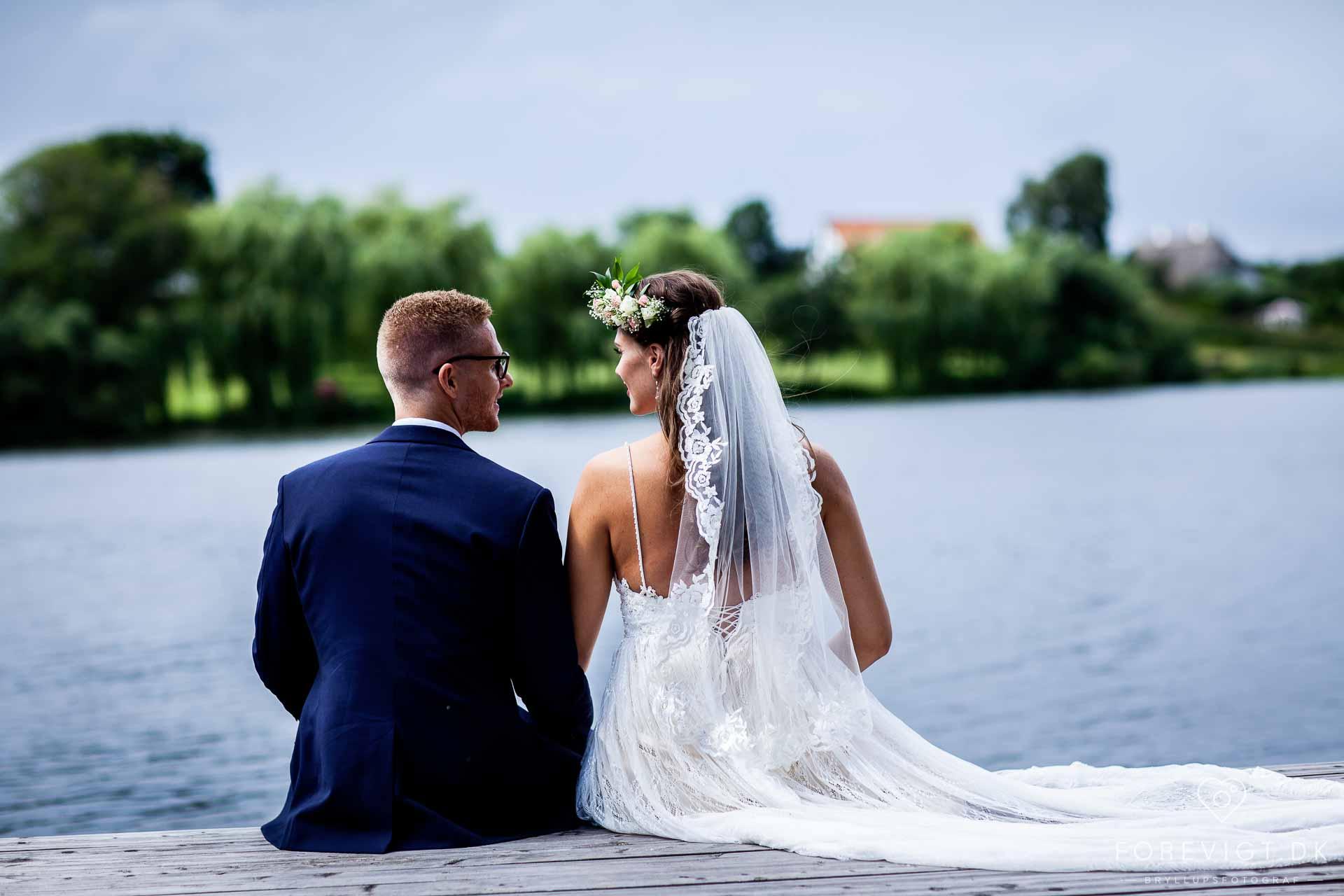 Professionelle bryllupsportrætter - Bryllupsfotograf