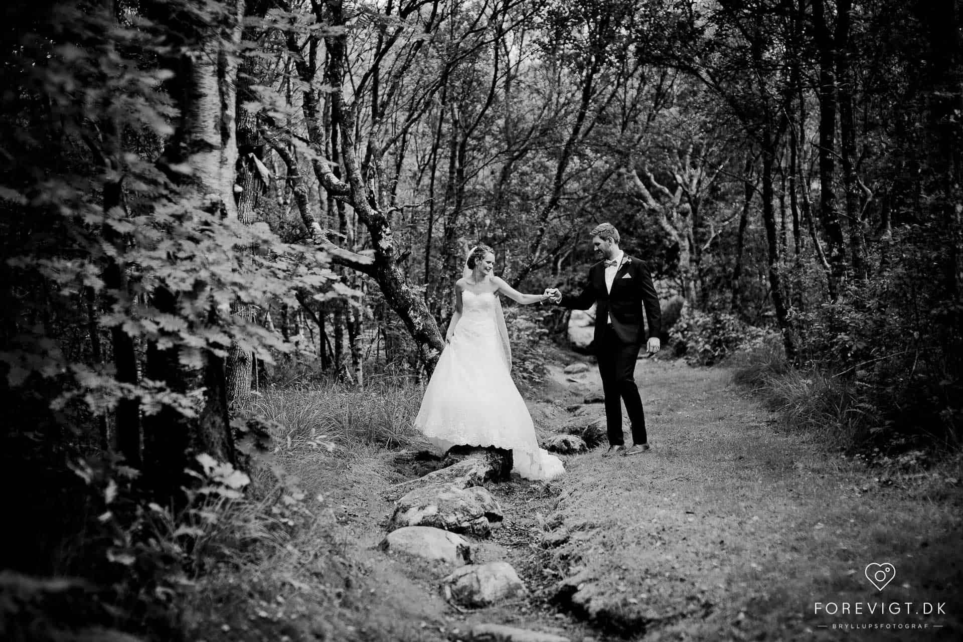 bryllupsbilleder fra Nordjylland