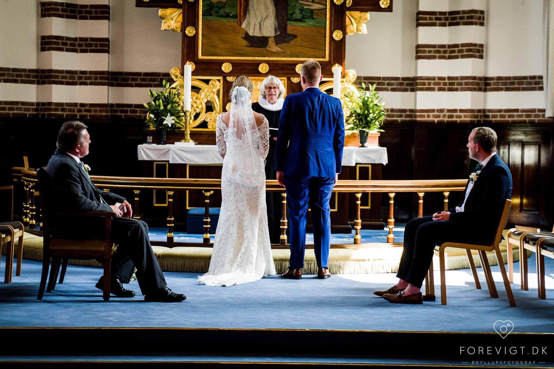 bryllup frederiksberg have