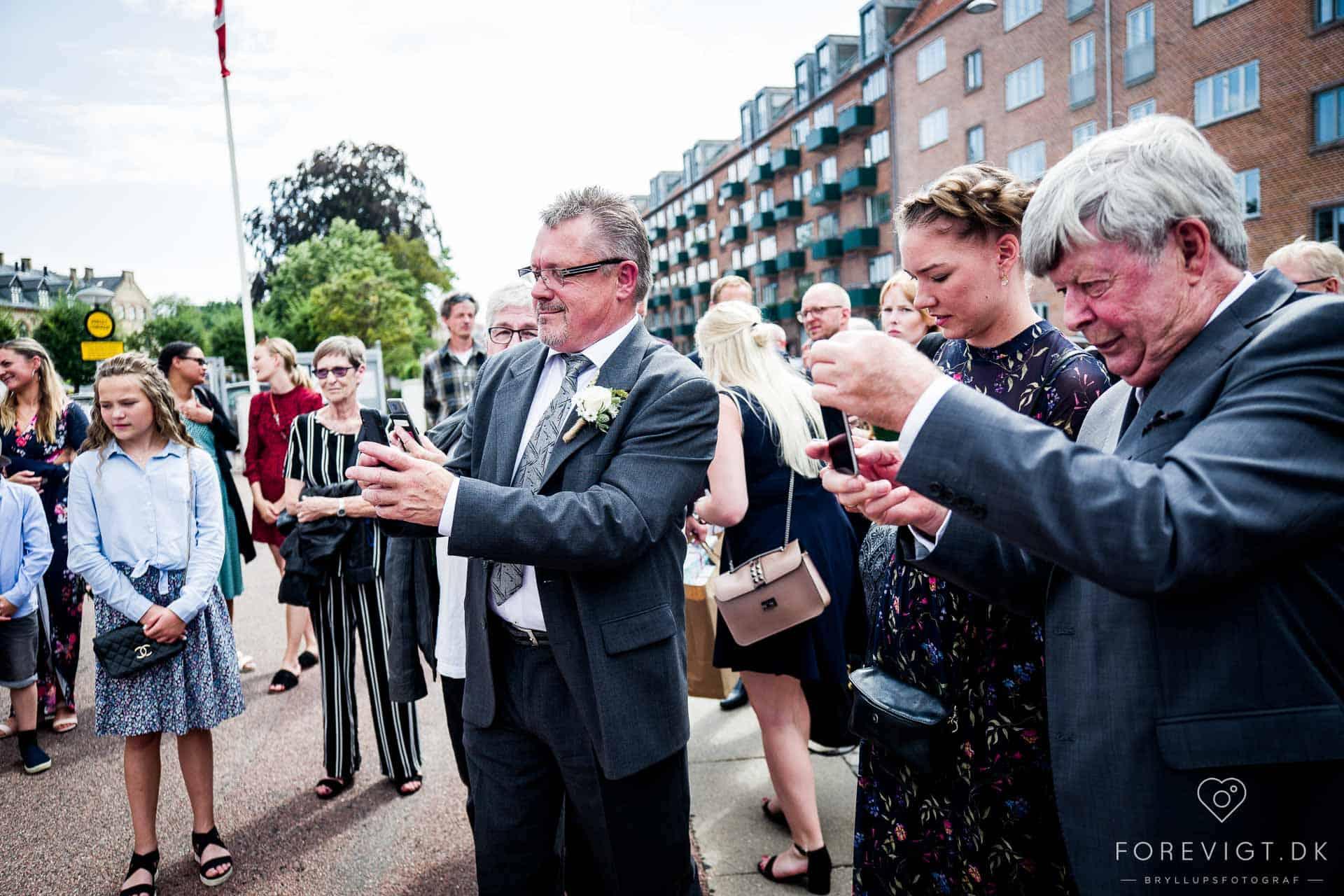 Bryllup i indre KBH - Bryllupsfotograf