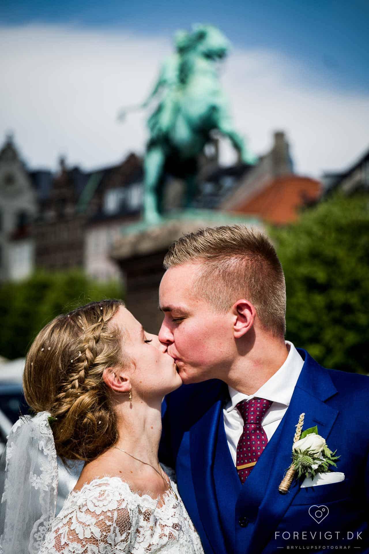 Lad os holde dit bryllup i København Ø