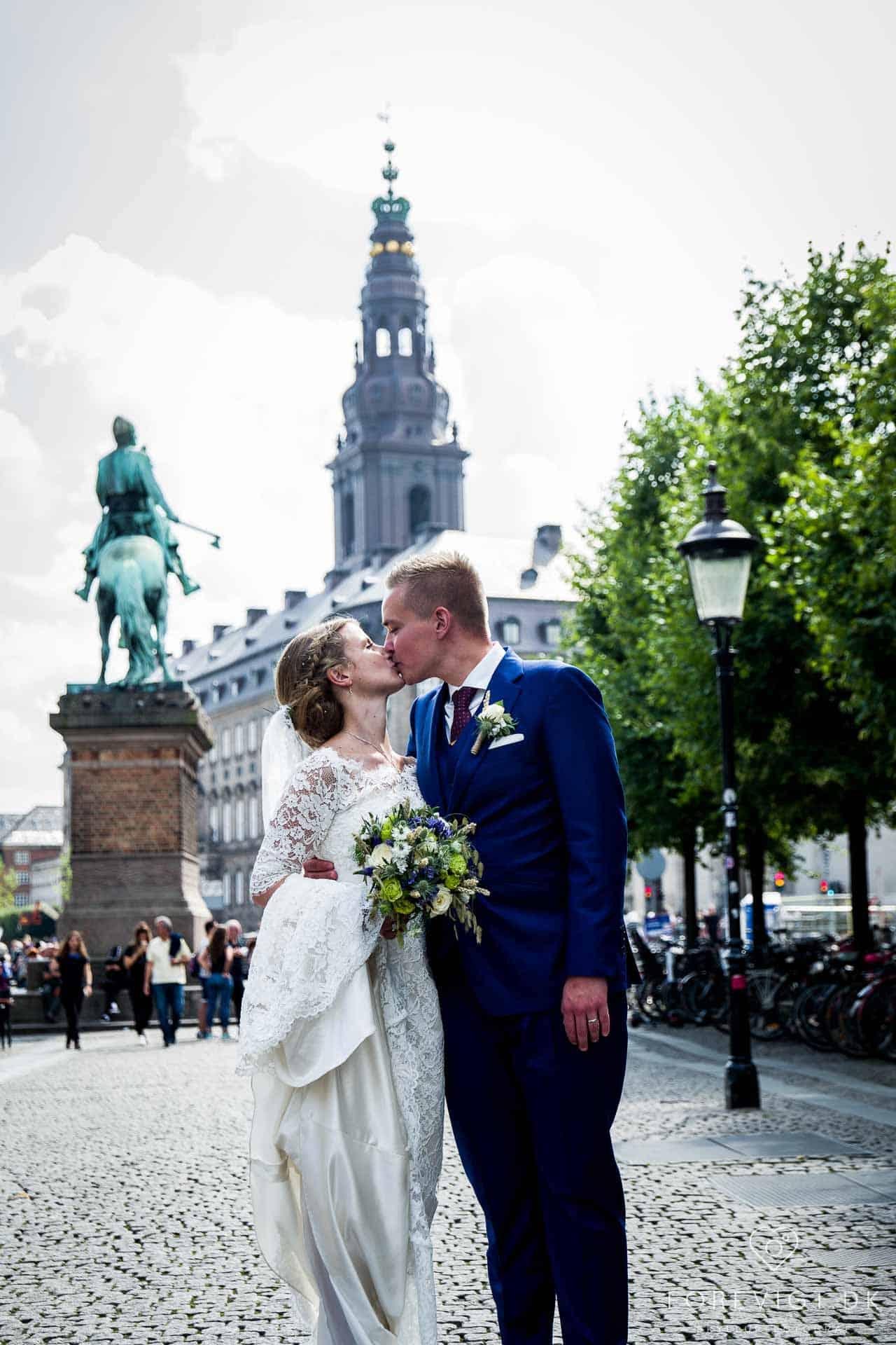 Bryllup restaurant i København