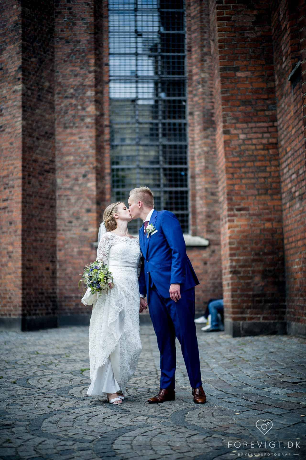 Uddannet fotojournalist med passion for bryllupper