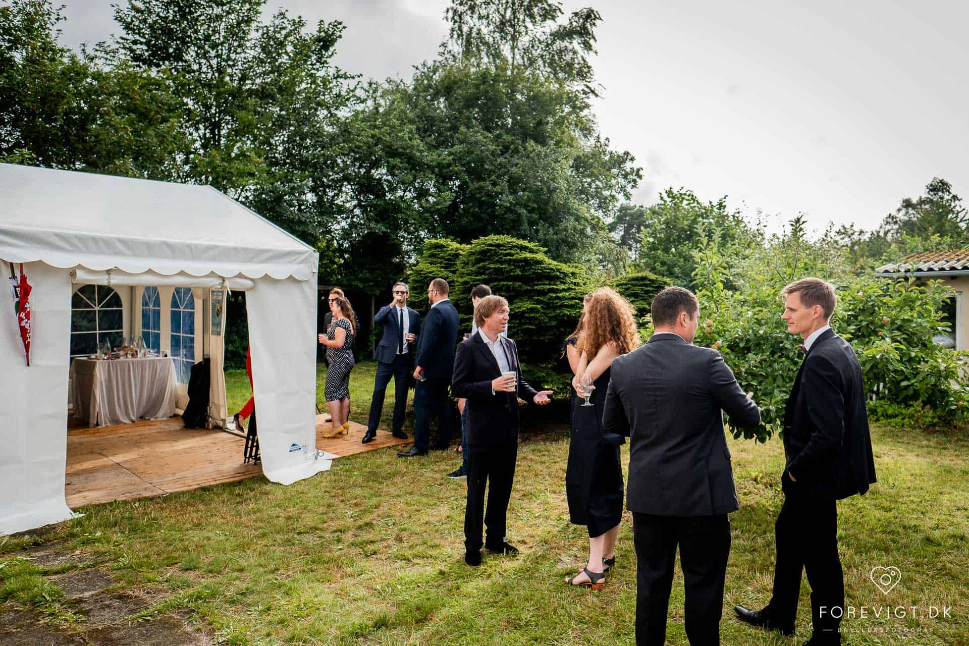 Bryllupstelte i Århus, Herning, Horsens, Randers, Silkeborg