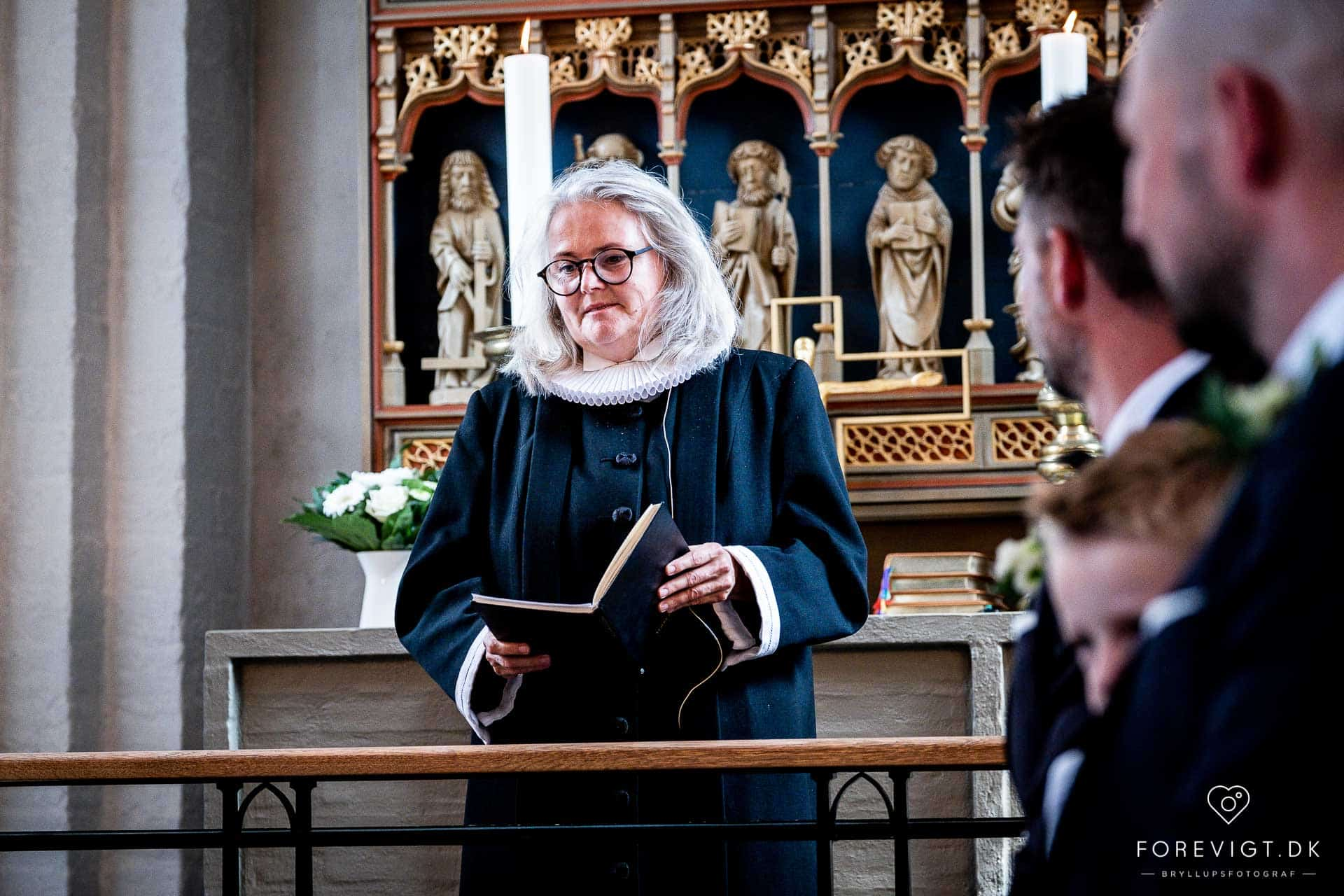 Bryllupslokaler med overnatning nær Århus