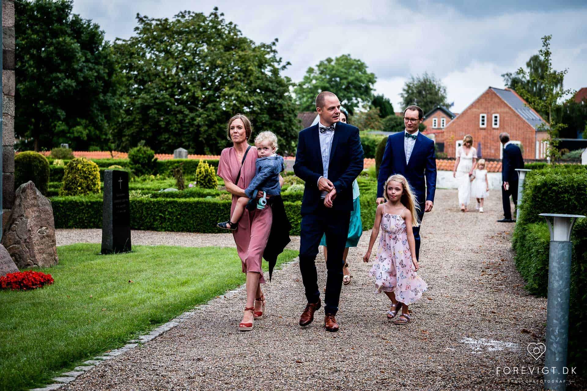 Ideer til hvor man kan holde bryllup i Århus