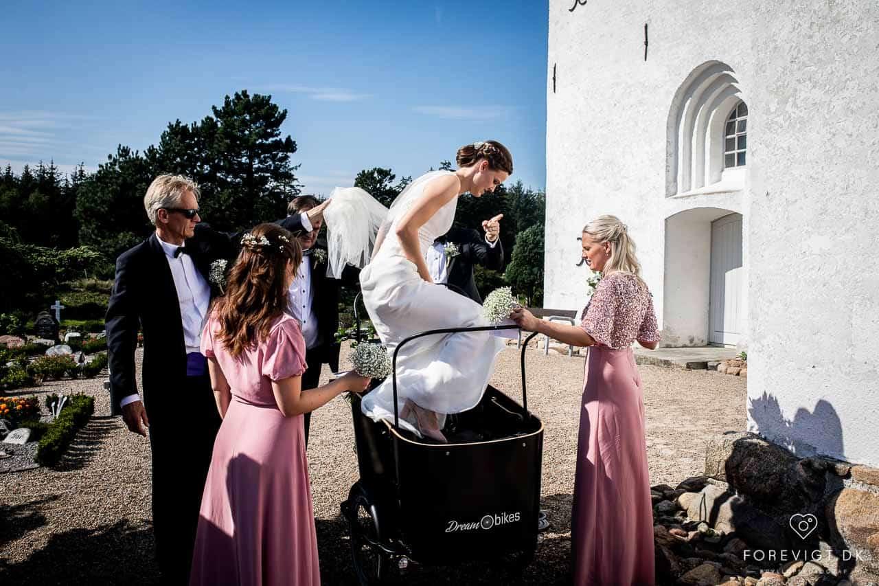 Store bryllupsdrømme - små penge